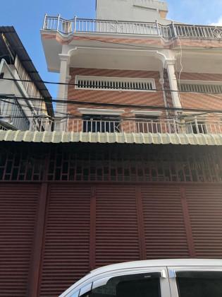 Flat At Tuek L'ak III,st. 336 Flat in Phnom Penh