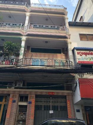 Whole Flat Dun Penh,St. 19 Flat in Phnom Penh