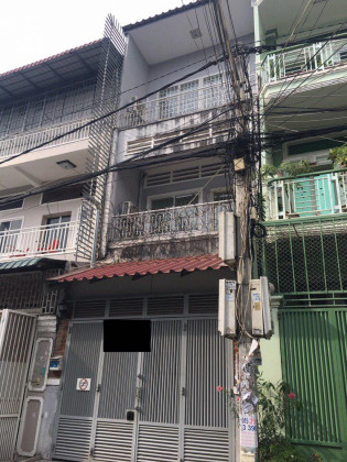 Flat 3 floors St.368 Flat in Phnom Penh