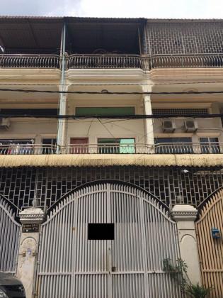 Whole Flat St.476 3 Floors Flat in Phnom Penh