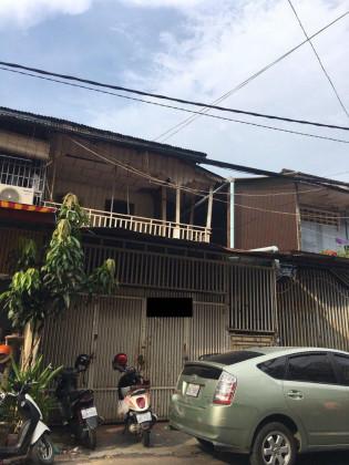 Flat  BKKIII St.368 Flat in Phnom Penh