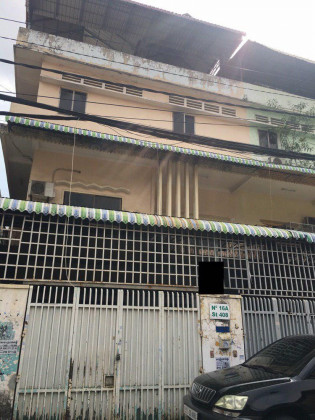 2 Whole Flat Flat in Chamkar Mon phnom penh