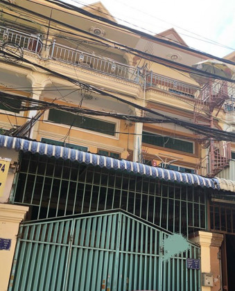 Whole Flat At Boeng Trabaek.,st. 460 Flat in Phnom Penh