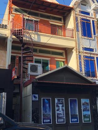 Flat Tuek L'ak3,St.138 Flat in Phnom Penh