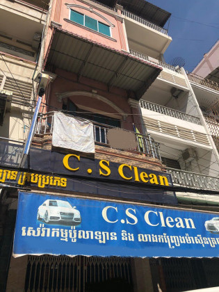 Whole Flat At Dun Penh, St.118 Flat in Phnom Penh
