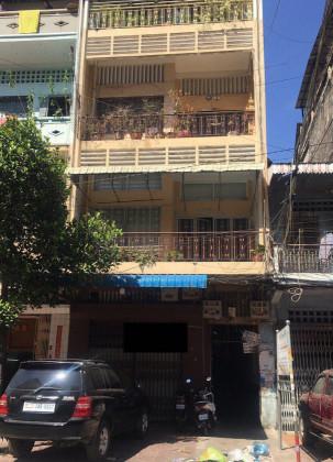 Flat St.118 Ground Flat in Phnom Penh
