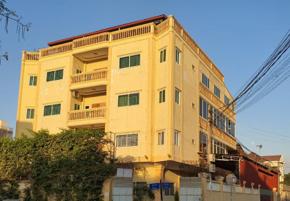 Building For Rent At Sen Sok, St . 1978 Flat in Phnom Penh