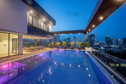 Residence 105 Hotel and Apartment Apartment in Phnom Penh