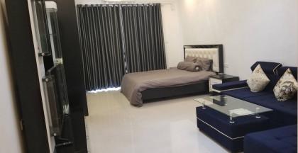 Piseth D.I Riviera condominium studio room floor 25 Condominium in Phnom Penh