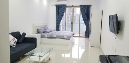 Piseth D.I Riviera condominium studio room Condominium in Phnom Penh