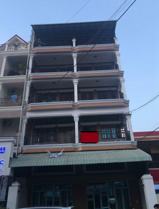 Whole Flat At Boeng Keng Kong III, St, 310 Flat in Phnom Penh
