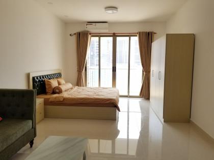 Piseth D.I Riviera condominium studio room high floor Condominium in Phnom Penh