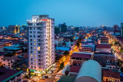 Relax Hotel & Apartment Apartment in Phnom Penh