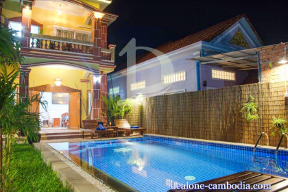 Greatest Villa With Swimming Pool Villa in Siem Reap