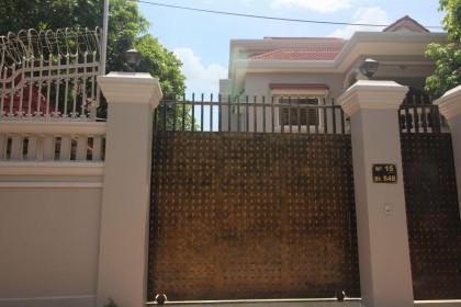 Villa  St.548 Toul Kork Villa in Phnom Penh
