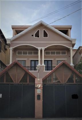 Villa St.608 Toul Kork Villa in Phnom Penh