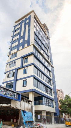 R&T building St.480 near Russian Market Office Space in Phnom Penh