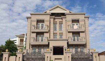 Villa St. 283 Toul Kork Villa in Phnom Penh
