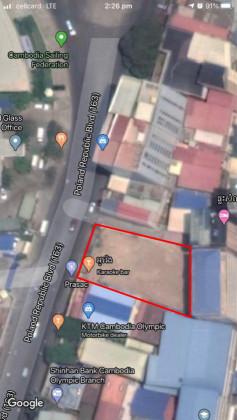Land St.163 Land in Phnom Penh