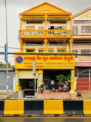 Shophouse Toul Kork , Boeng Kak II Flat in Phnom Penh
