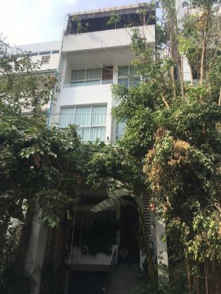 Furnished Modern Villa St.462 Near Vietnam Embassy Villa in Phnom Penh