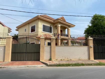 Villa St. 317/323 Villa in Phnom Penh