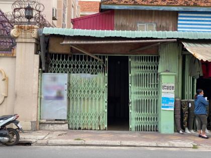 Shophouse Chamkar Mon , Tuol Svay Prey Flat in Phnom Penh