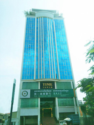 Time Tower (Office Space) Office Space in Phnom Penh