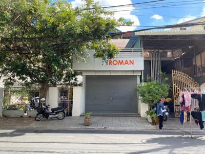 Shophouse Chamkar Mon , Tuol Svay Prey II Flat in Phnom Penh
