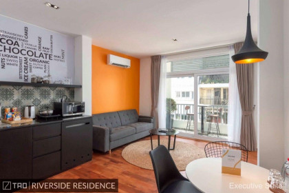 Tao Riverside Residence Apartment in Phnom Penh