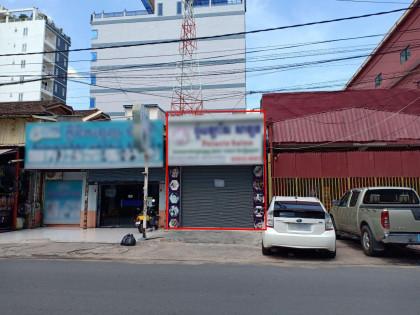 Flat st. 163, Tuol Tumpung Flat in Phnom Penh