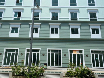 Two whole  Flat St. New Town Koh Pich Flat in Phnom Penh