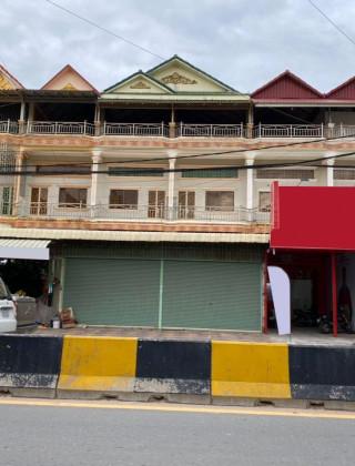 Shophouse Russei Keo Flat in Phnom Penh