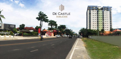 De Castle Noblesse At Toul Kork Apartment in Phnom Penh