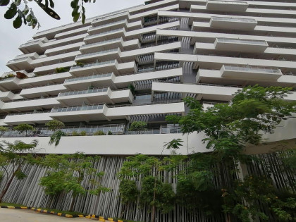 Bodaiju Residences Tower B Apartment in Phnom Penh