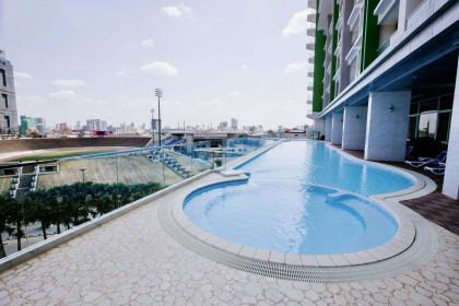 Olympia City Condominium in Phnom Penh