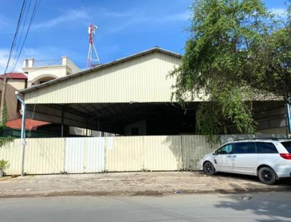 Warehouse  At TK Warehouse in Phnom Penh