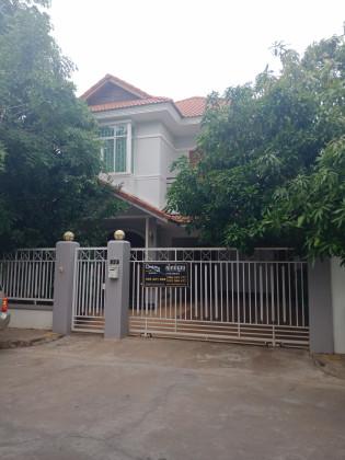 Villa At Basac Garden City Villa in Phnom Penh