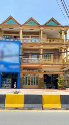 Shophouse At Toul Kork Flat in Phnom Penh