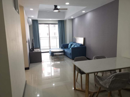 2 Bedroom At Begonia Condo Building C Condominium in Phnom Penh