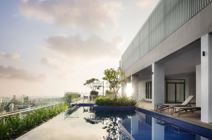 Embassy Residences Condominium in Phnom Penh