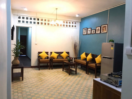 Renovated House 2 Bedrooms in Phsar Kandal Apartment in Phnom Penh