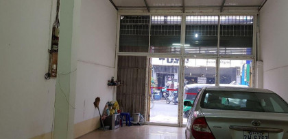 Shophouse BKK 2 Flat in Phnom Penh