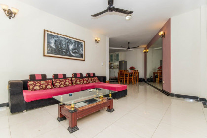 Renovated House 2 Bedrooms in Central Market Apartment in Phnom Penh