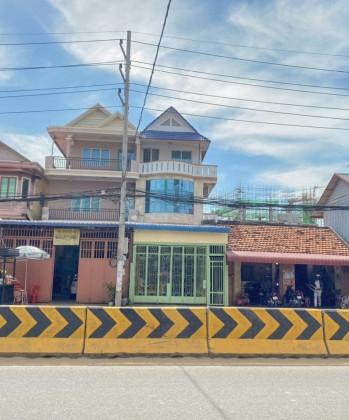 Shophouse  Mean Chey Flat in Phnom Penh