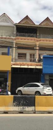 ផ្ទះល្វែងនៅជិតទួលគោក Flat in Phnom Penh