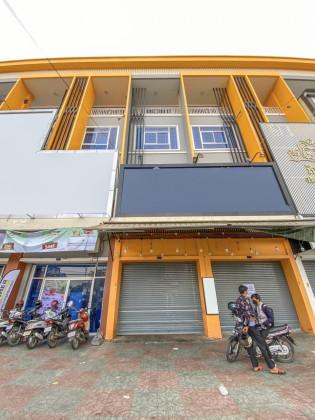 ផ្ទះល្វែងនៅជិតផ្សារស្ទឹងមានជ័យថ្មី Flat in Phnom Penh