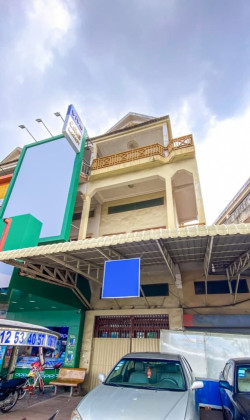Shophouse At Stueng Mean Chey Flat in Phnom Penh