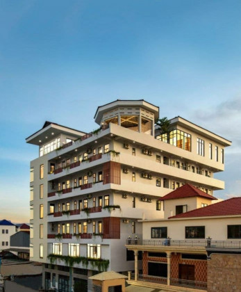 Meru Residence Apartment in Phnom Penh