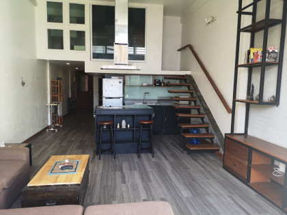 Renovated House near Central Market Apartment in Phnom Penh